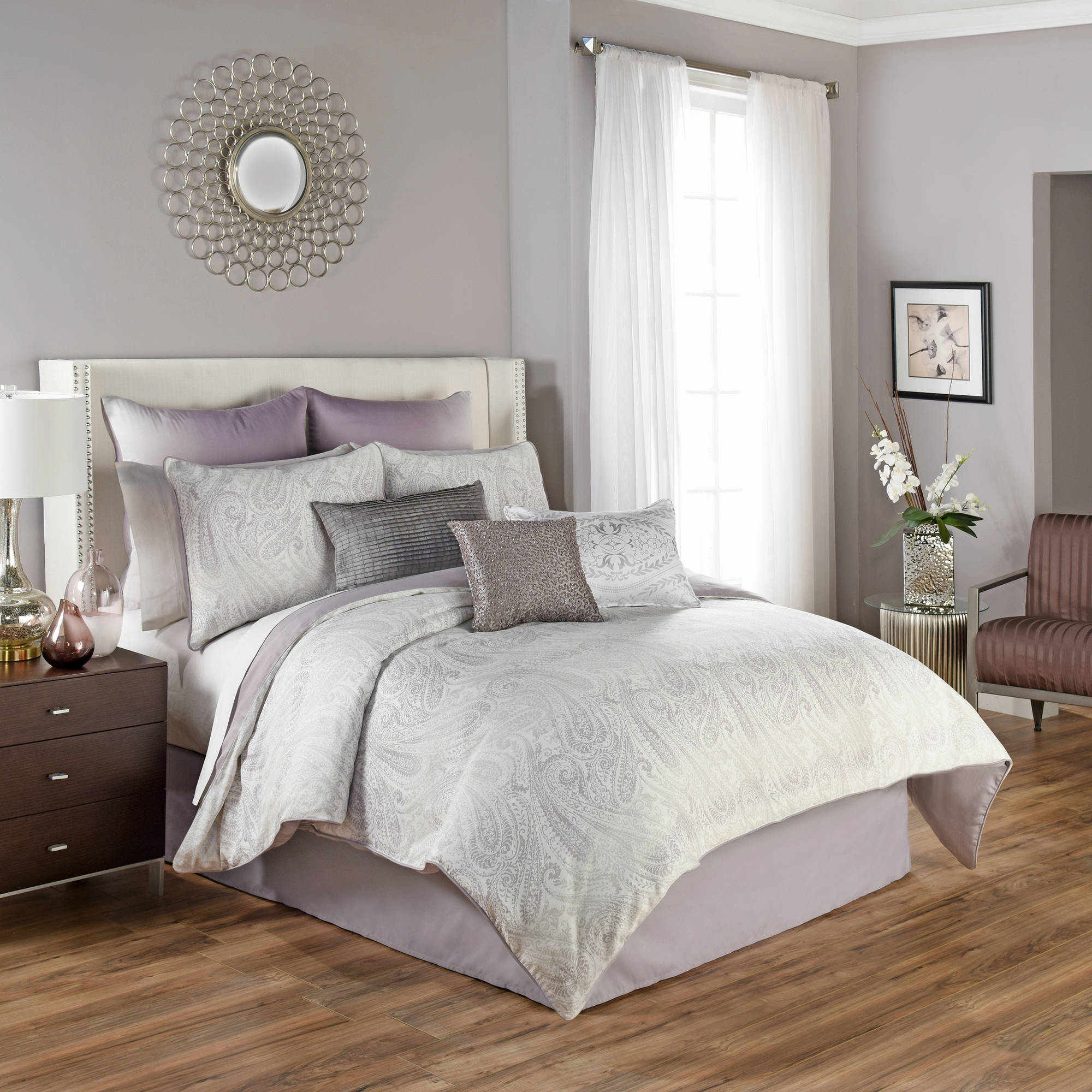 Beautyrest Henriette 4 Piece Comforter Set