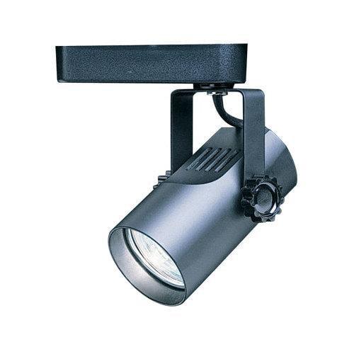 WAC Lighting 75W MR16 Premium Low Voltage Black L Series Track Head