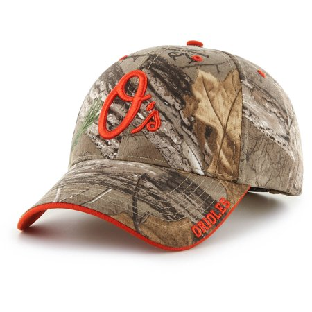 MLB Baltimore Orioles Mass Realtree Frost Cap - Fan Favorite