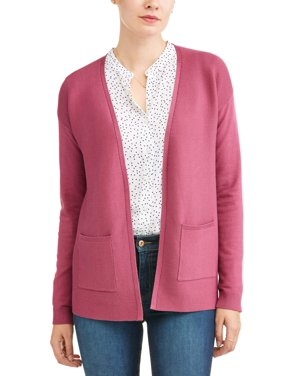 3650444229 Product Image Women s Open Front Cardigan
