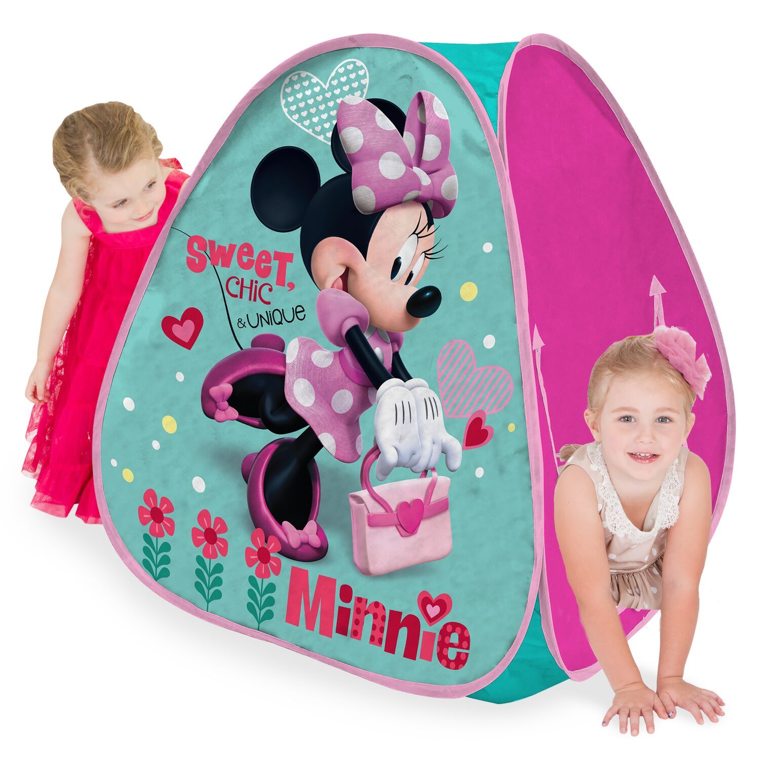 Playhut Minnie Mouse Classic Hideaway Play Tent