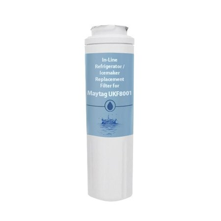 Replacement Water Filter for Amana AFI2538AES Refrigerators