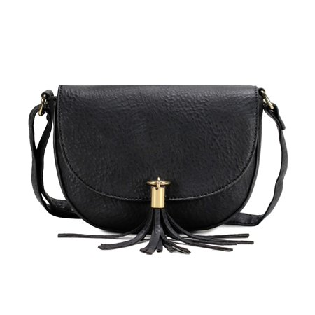 Scarleton Snake Saddle Crossbody Bag H1962