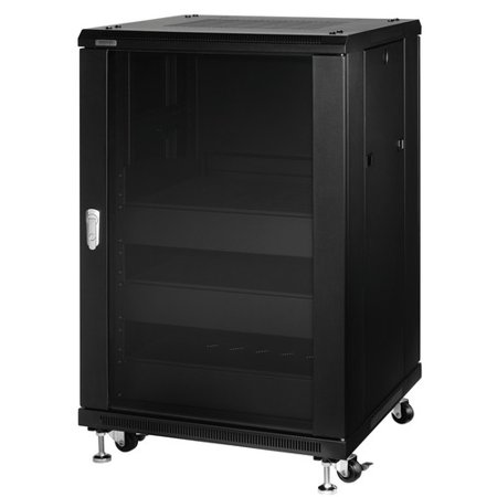 Omnimount RE18 Complete Equipment Rack with Lockable Door