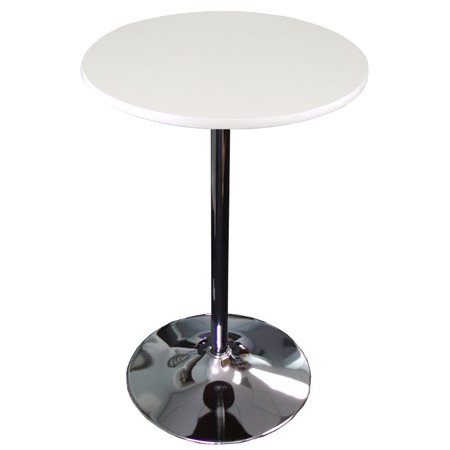 Banquet Tables Pro White Top 24 Inch Round Banquet Cocktail Table