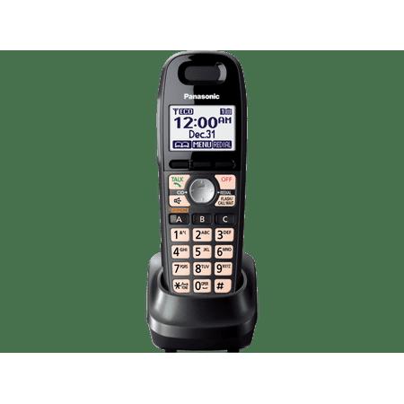 Panasonic DECT 6.0 Additional Digital Cordless Handset for KX-TG413, KX-TG659, KX-TG663 & KX-TG664 Series