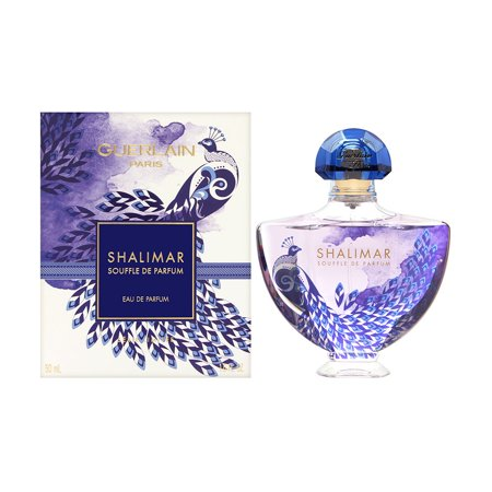 Shalimar Souffle De Parfum by Guerlain for Women 1.6 oz Eau de Parfum (Guerlain Souffle D Or De Shalimar Powder Review)