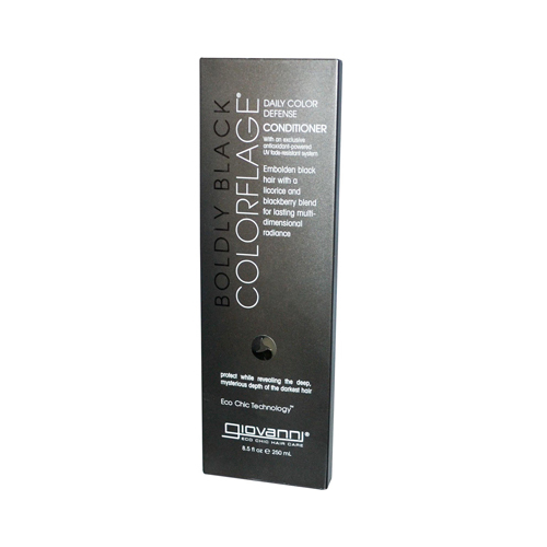 Giovanni Colorflage Color Defense Conditioner Boldly Black - 8.5 fl oz
