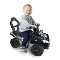 Boys' Realtree RideOn by Dynacraft with Working Light Bar!