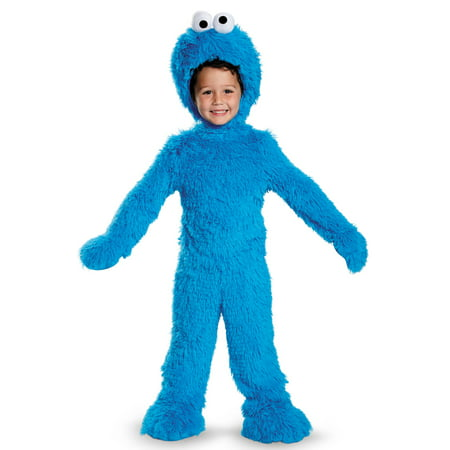 Cookie Monster Extra Deluxe Plush Infant/Toddler Costume