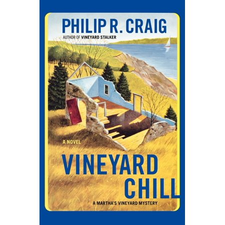 Vineyard Chill : A Martha's Vineyard Mystery](Halloween Martha's Vineyard)