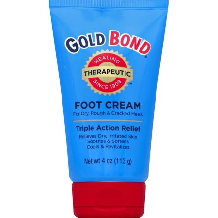 GOLD BOND Therapeutic Foot Cream, (Aha Exfoliating Foot Cream)