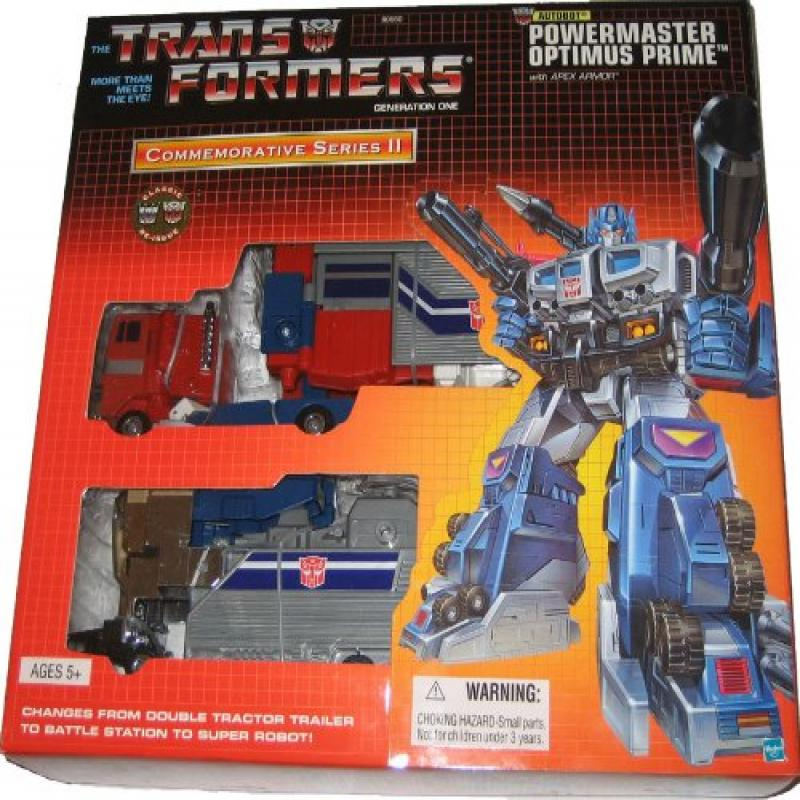 Hasbro Transformers G1 Commemorative Series II Powermaste...