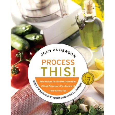 Process This: New Recipes for the New Generation of Food Processors + Dozens of Time-Saving Tips (Paperback) Process This! is the award-winning cookbook for the new generation of food processors. With 150 recipes for everything from guacamole to strawberry shortcake, plus dozens of time-saving tips and techniques, Process This! is one-bowl mixing at its best.