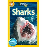 National Geographic Readers: Sharks! (Paperback)