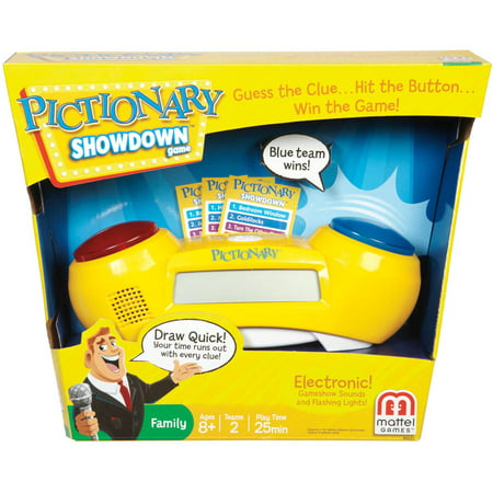 Pictionary Toy (Pictionary Showdown Game)