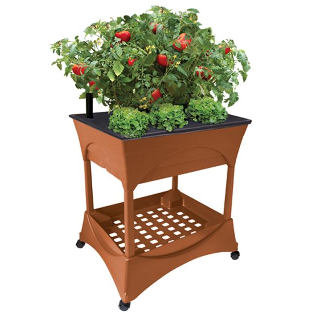 EmscoGroup 2335 Easy Picker Elevated Garden Kit And Stand