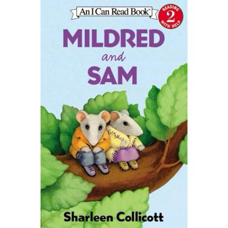 Mildred And Sam (An I Can Read Book, Reading With Help Level 2) - image 1 of 1
