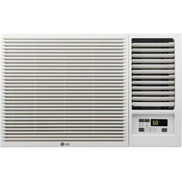7500 Btu Window Air Conditioner Cooling Heating Walmart Com Walmart Com