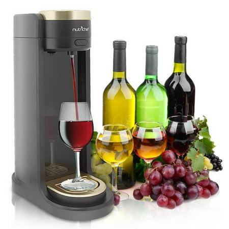 SereneLife Automatic Wine Dispenser