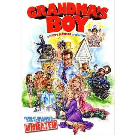 Grandma's Boy POSTER (27x40) (2006) (Style (Baby Grandma's Back Costume)