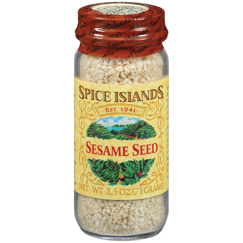 Spice Islands: Sesame Seed Spice, 2.5 Oz