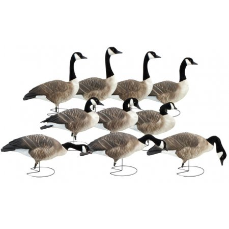 Greenhead Gear Commercial Grade Full Body Honkers Decoy,Harvester Pack,1/2 Dozen