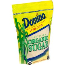 Sugar & Sweetener: Domino Pure Cane Organic Sugar
