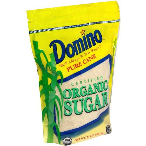 Domino Organic Sugar, 24 oz (Pack of 12)