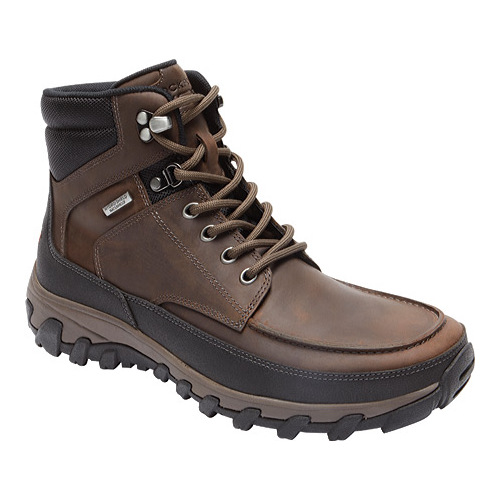 Men's Rockport Cold Springs Plus Moc Toe Boot by Rockport