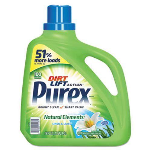 Bottle history purex Purex (laundry