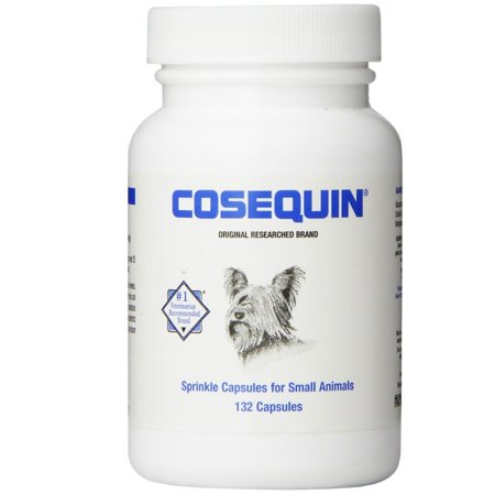 cosequin regular strength sprinkle capsules for small animals 132 count. Black Bedroom Furniture Sets. Home Design Ideas