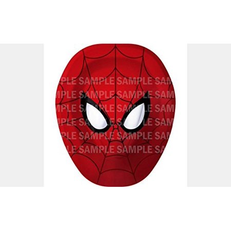 Spiderman Birthday Edible Image Photo 8
