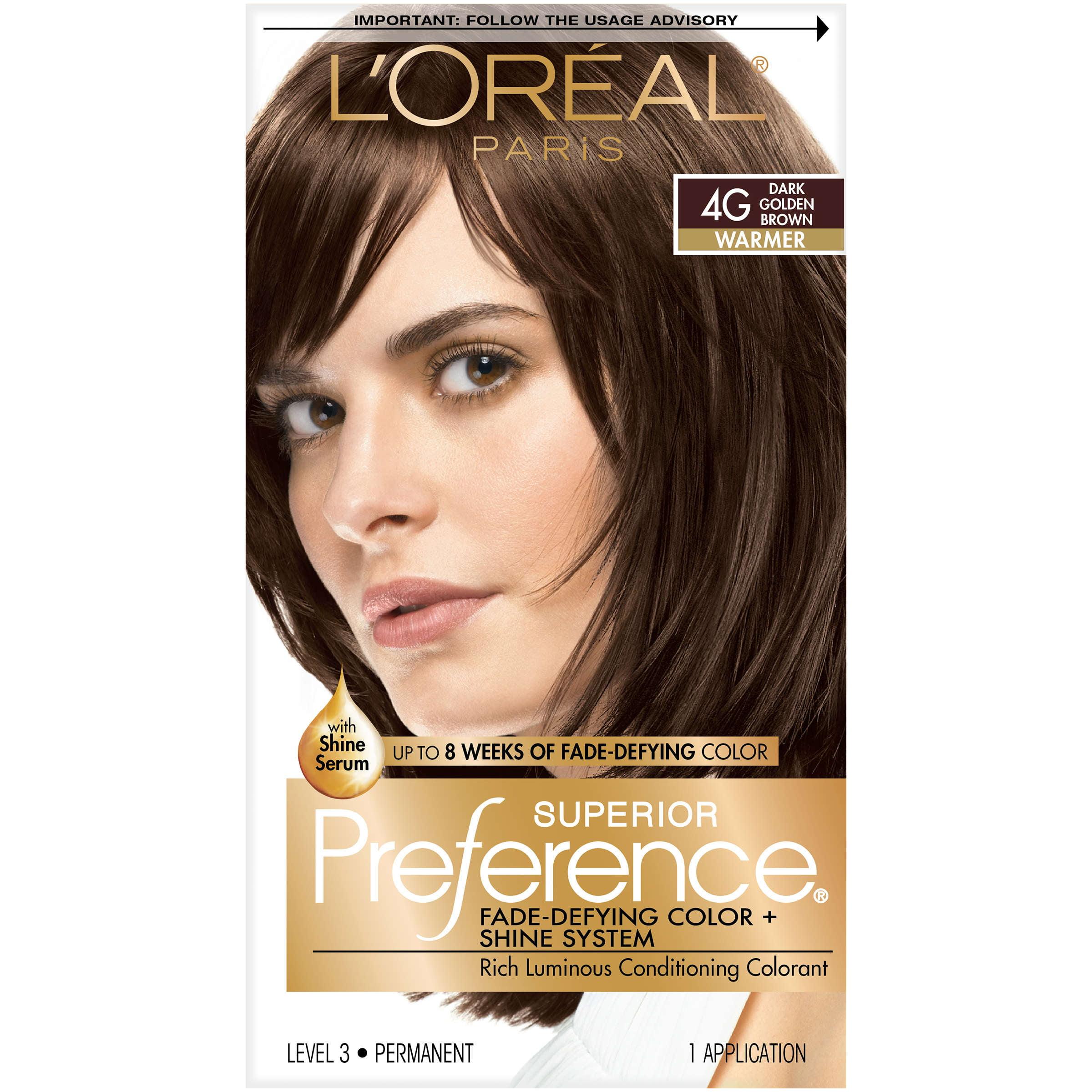 Loreal Paris Superior Preference Fade Defying Color Shine Hair