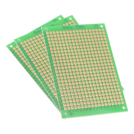 5x7cm Single Sided Universal Printed Circuit Board for DIY Soldering
