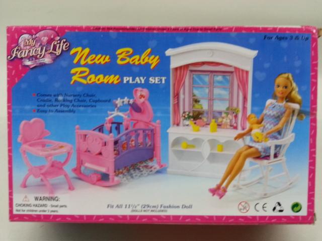 Stables NEW Rock Stage Barbie Squinkies Deluxe 3-in-1 Playset Waterslide