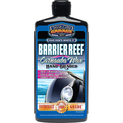 Surf City Garage Barrier Reef Carnauba Wax, 16 oz