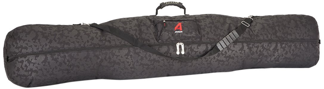 Fitted Snowboard Bag, 170cm, Night Vision By Athalon by