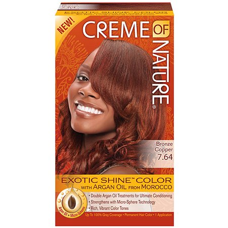 Creme Of Nature Exotic Shine Hair Color Reviews