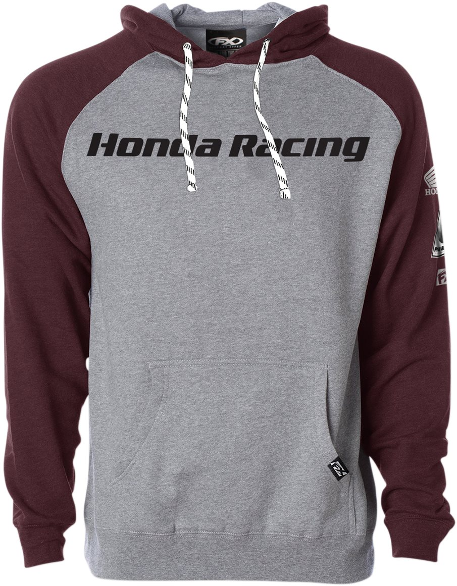 Factory Effex Official Honda Racing Sweatshirt Youth Boys Casual Pullover Hoodie
