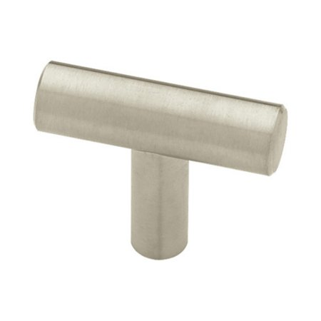 Liberty Hardware Bauhaus Flat End Bar Knob