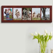 Adeco Trading 5 Opening Wall Hanging Picture Frame