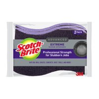 Scotch-Brite Extreme Scrub Sponges, 2 count