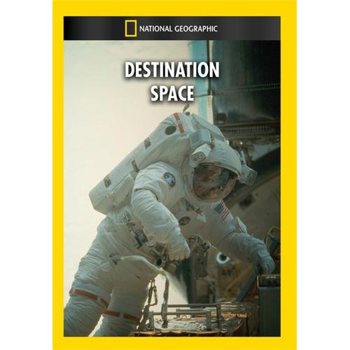 Destination Space DVD