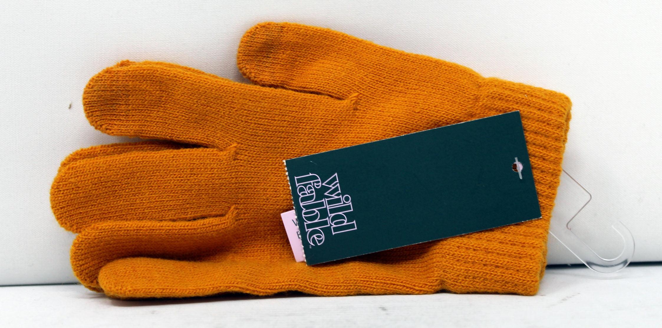 Wild Fable Hybrid Orange Trick One Size Mittnes 1 Pair