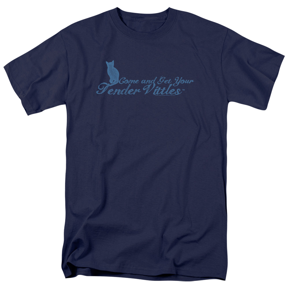 Tender Vittles Come And Get Em Mens Short Sleeve Shirt