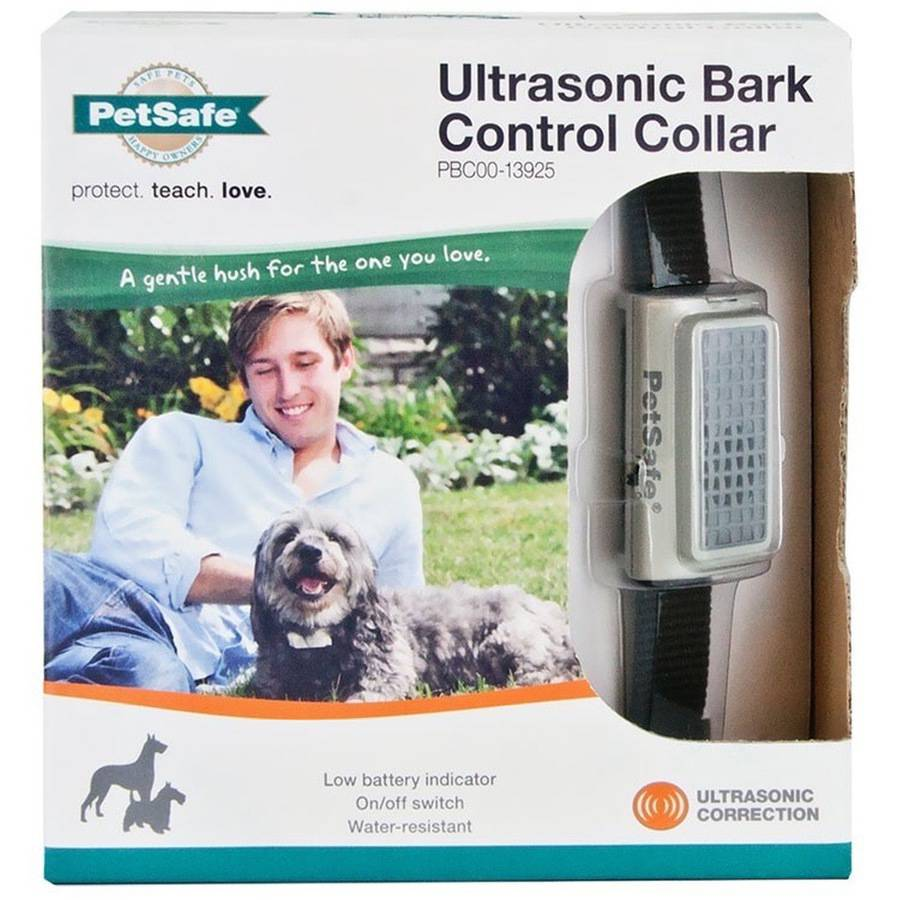 Petsafe Ultrasonic Bark Control Collar