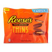 Reeses Pb Thins 12.03oz