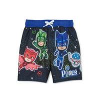 PJ Masks Baby Toddler Boy Swim Trunks