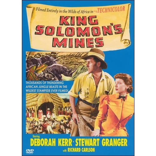 King Solomon's Mines (Full Frame)